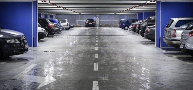 Types of Airport Parking