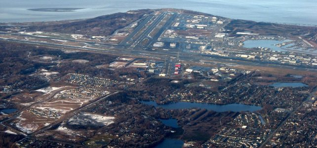 History of Ted Stevens Anchorage airport