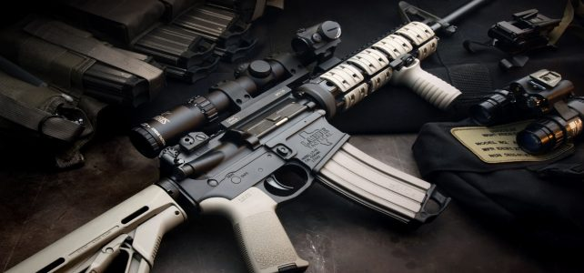 What are the top 5 gun manufacturers?
