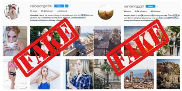 How many Instagram Accounts Are Fake?